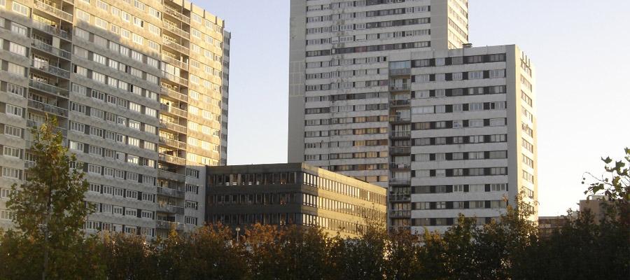banlieues parisiennes